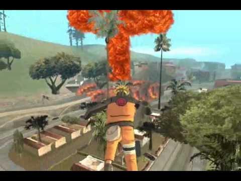 GTA San Andreas Akatsuki Mod 3.0 (Con Formas Diferentes) Link Nuevo
