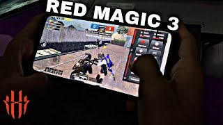Don't buy Red Magic 3 before watching this video | PUBG MOBILE gaming test in Nubia