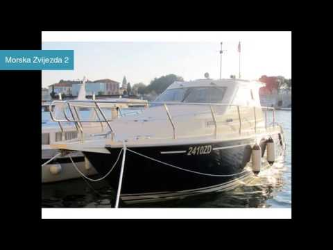 Morska Zvijezda 2 Motoryacht SAS Vektor | Motoryachtcharter in Marina Zadar Kroatien