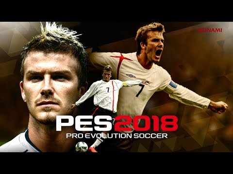 PES 2018 PRO EVOLUTION SOCCER APK Cover