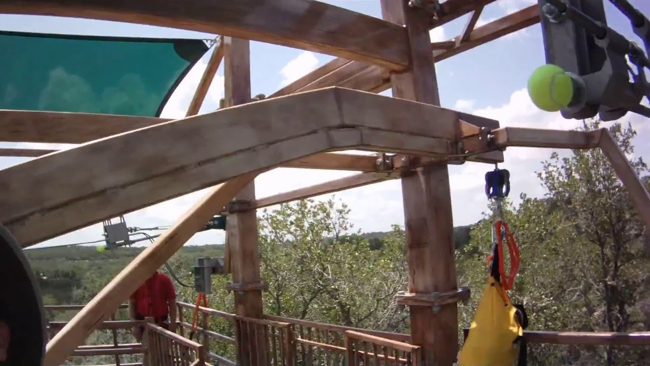 Canopy Challenge Zip Line at Natural Bridge Caverns in San ...
