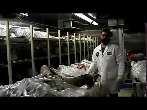 An Inside Look at the LA County Morgue