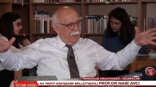 Seçime Doğru | Ak Parti Esk Mv Prof Dr Nabi Avcı