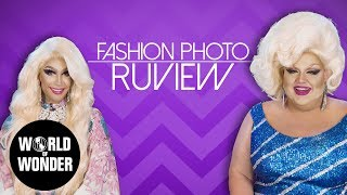 FASHION PHOTO RUVIEW: Dolly Parton with Eureka and Kameron!