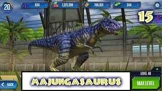 Jurassic World - LEVEL 40 MAJUNGASAURUS