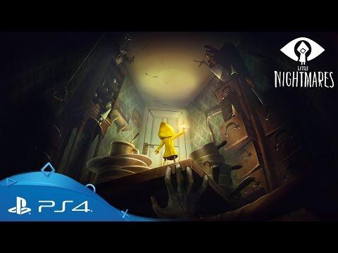 Little Nightmares | Launch Trailer | PS4
