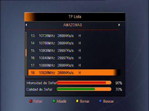Actualizar Azamerica s900 HD por primera vez