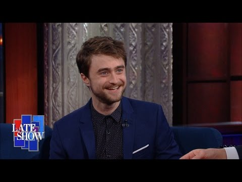 "Daniel Radcliffe May Get Naked In His New Play ""Privacy"""