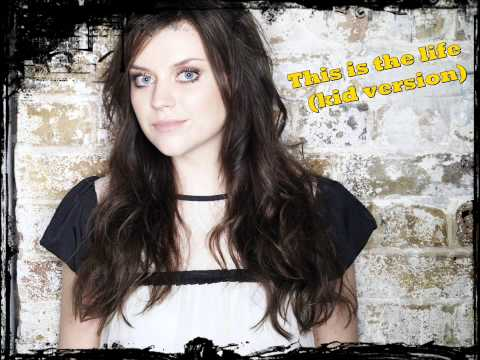 Amy Macdonald - This Is The Life (kid Version) video