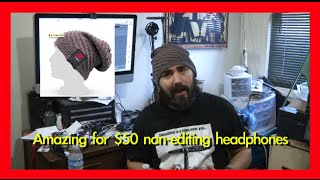 Caseco: Blu-Toque Review  Bluetooth Beanie headphones and speakers (with comparison test)