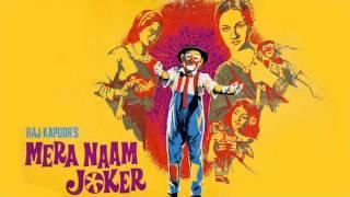Jeena Yaha Marna Yaha | Mera Naam Joker | Hindi Film Song | Mukesh