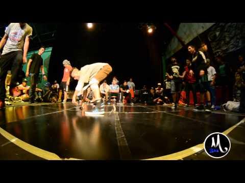 BATTLE CUERPOS - Bboys 3 vs 3 - SEMI FINAL - SUPER CAMPEONES vs LA CREW