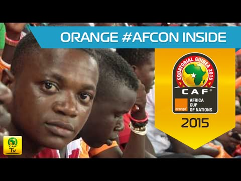 Côte D'Ivoire fans before the final - Orange Africa Cup of Nations, EQUATORIAL GUINEA 2015