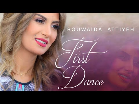 Rouwaida Attieh - First Dance [Official Music Video] (2015) Directed By: Sylvana Mawla Lyrics & Music: Mohammad Hamza Arranger: Ali Hassoun Mix & Master: Moayad Al Atrash Studio: Nasser Al ...