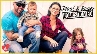 CHICKEN FARMING WITH THE MATHEWS | Jenni & Roger: Domesticated | Awestruck