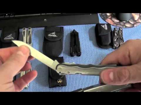 Leatherman vs Gerber Multi-Tools