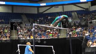 Simone Biles - Uneven Bars - 2012 Visa Championships - Jr. Women - Day 2