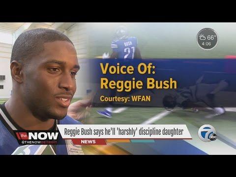 Reggie Bush says he'll