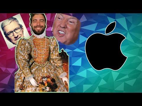 Das Märchen der Apple Aktie & ihrer Umsatzwarnung
