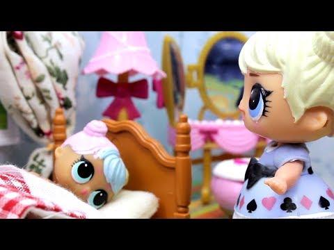 Куклы ЛОЛ Сборник Мультиков 9 - Сюрпризы #Игрушки - Мультик | Лалалупси Вероника