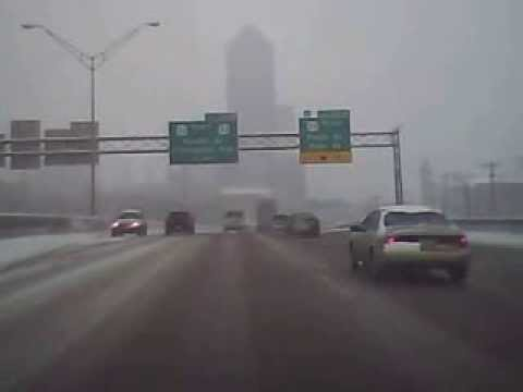2014 Columbus Ohio Snow Storm