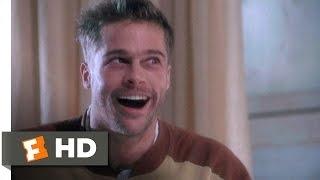 12 Monkeys (6/10) Movie CLIP - Eating a Spider (1995) HD
