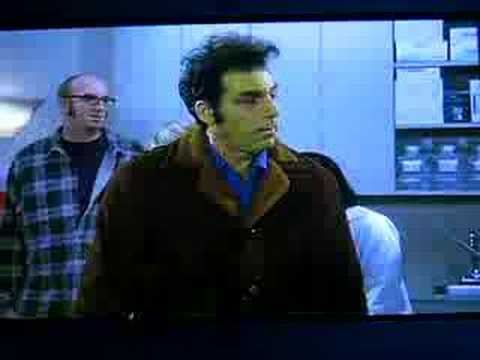 Seinfeld-Kramer &Mickey with Medical Students Part 5