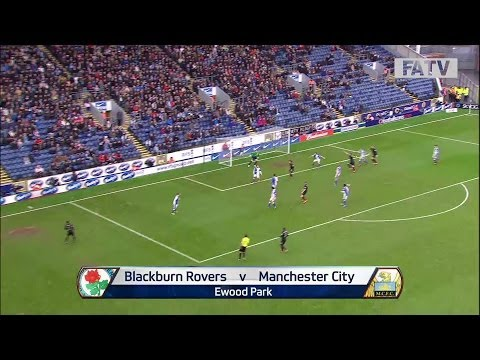 BLACKBURN ROVERS vs MANCHESTER CITY 1-1: Official Goals & Highlights FA Cup Third Round