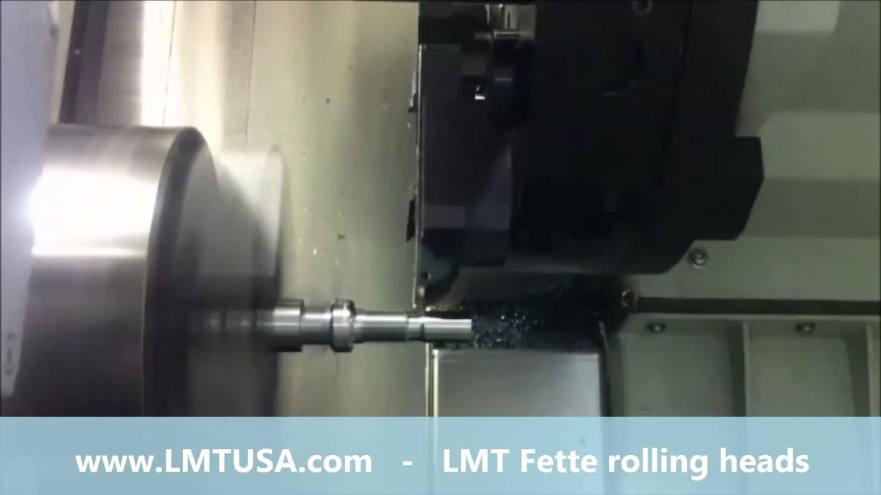 Резьбонакатный инструмент LMT EVOline