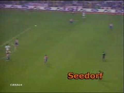 Clarence Seedorf - Best Goal Ever?