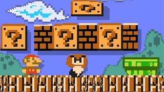 I made the worst ever 1-1 remake in Mario Maker 2