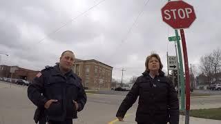 1st Amendment Audit Decatur Post Office---Carla was mad