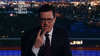 The Late Show's Presidential Leak-crets, Vol. 3