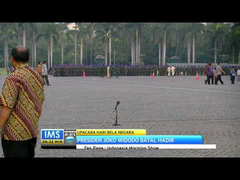 Live Report Monas Perayaan Hari Bela Negara 2014 - Ims video