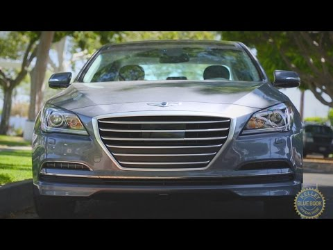 2015 Hyundai Genesis Review - Kelley Blue Book