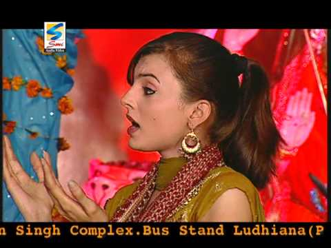 Jasmeen jassi & Deep Dhillon Jawala mayia Dar te Hazari Mata...