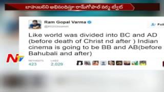 Ram Gopal Varma Sensational Tweets on Baahubali 2 Movie