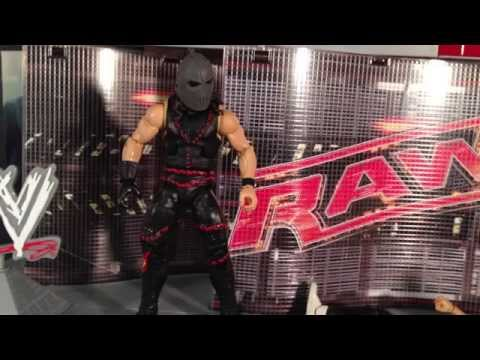 Wwe Raw Superstar Entrance Stage Unboxing And Review video