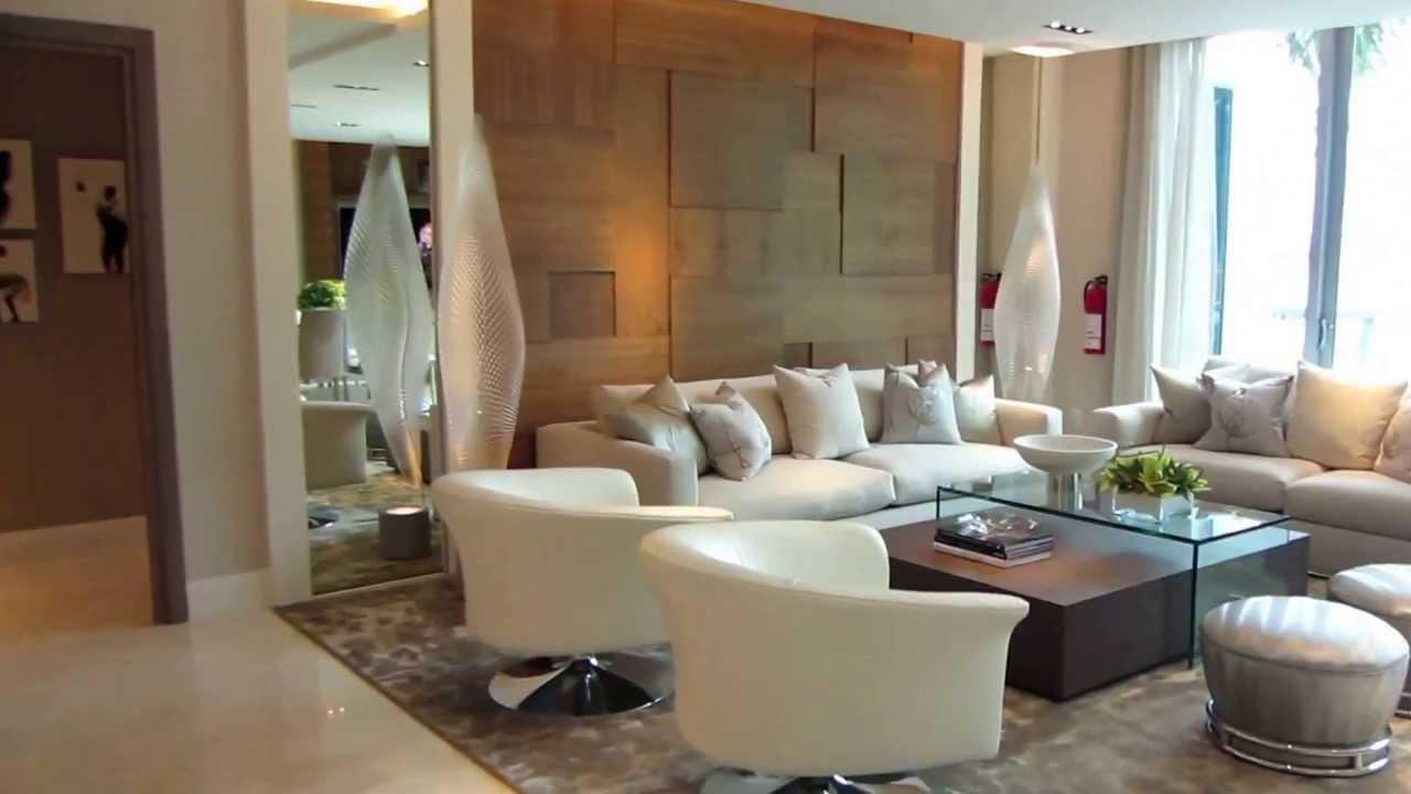 Marina Palms Luxury Miami Apartments Youtube