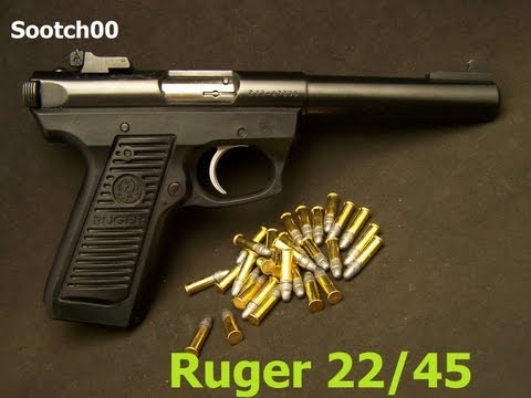 Play Ruger 22/45 Pistol Review in Mp3, Mp4 and 3GP