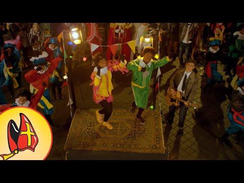 Coole Piet & Danspiet - Magie van de Sint (Officiële videoclip uit Het Gouden Hoefijzer 2017) (4K)