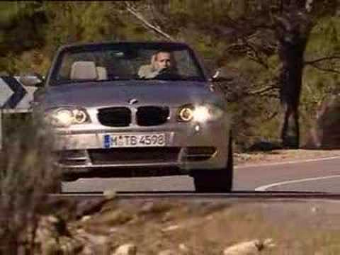 BMW 1 Series Cabriolet, реклама
