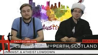Is Hamish a Troll & Atheist Morality   Hamish - Perth, Scotland   Talk Heathen 01.05