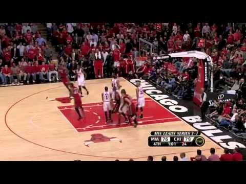 Miami Heat - The Team Comeback (Heat vs Bulls Eastern Conference finals 2011)