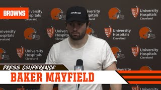 Baker Mayfield Frustrated with Slow Game vs. Cardinals | Cleveland Browns