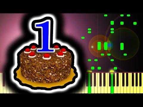 HAPPY BIRTHDAY! - Sheet Music Boss turns ONE!