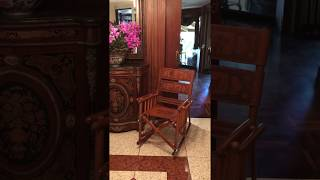 Costa Rican Rocking Chairs - High & Low Back Standard Design