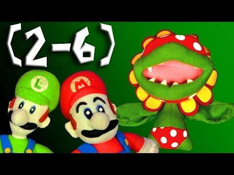 Mario &amp; Luigi! Stache Bros | Episode 2-6