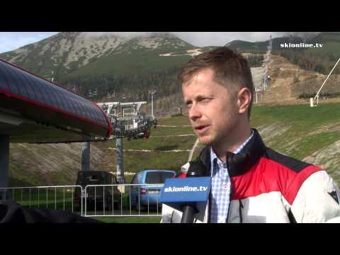 Gondolą na Małe Skrzyczne - plany modernizacji SON w Szczyrku