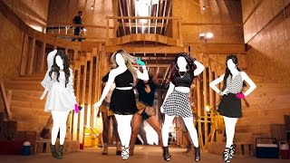 Just Dance Fanmade Mashup - Work From Home By Fifth Harmony Ft. Ty Dolla $ign [Theme: Costumes]